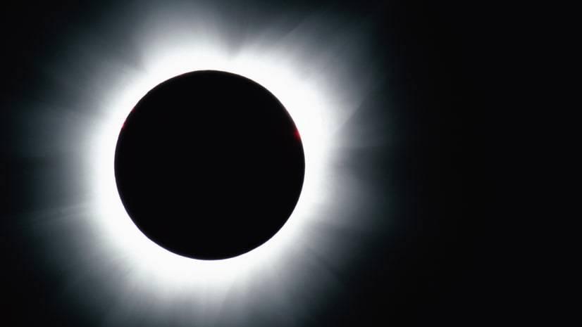 total eclipse annie dillard summary